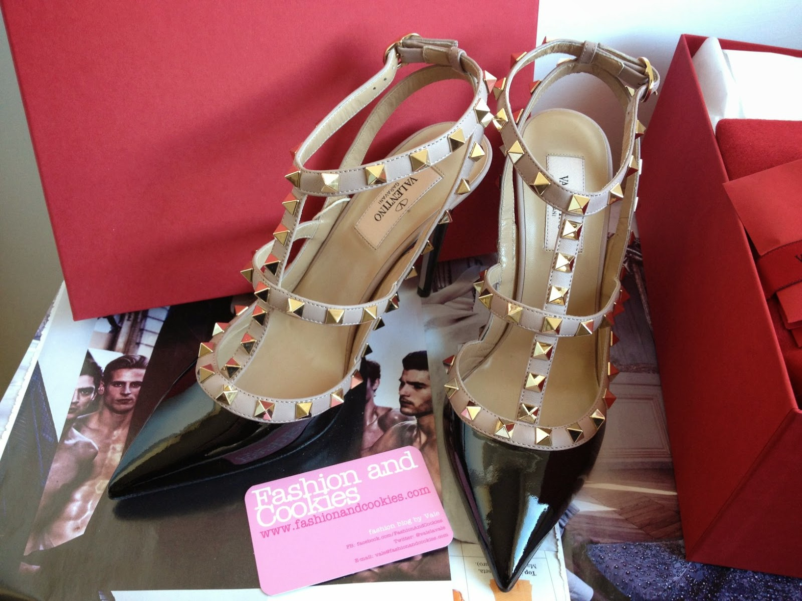 Valentino Rockstud heels review, Rockstud scarpe, dove comprare Rockstud Valentino, Valentino rockstud fit and size, Valentino Rockstud review, Valentino Rockstud patent leather, Fashion and Cookies fashion blog, fashion blogger