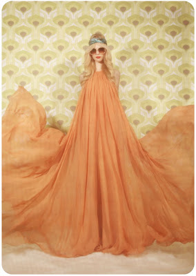 70's halston gown, seventies glam, 70's hair, wallpaper
