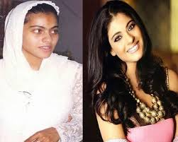 kajol without makeup