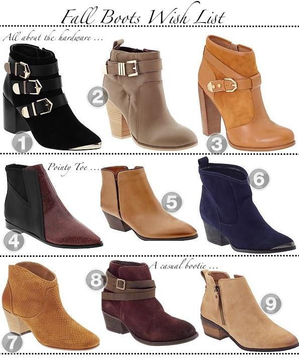 Fall Boots 2013   Golden Divine Blog