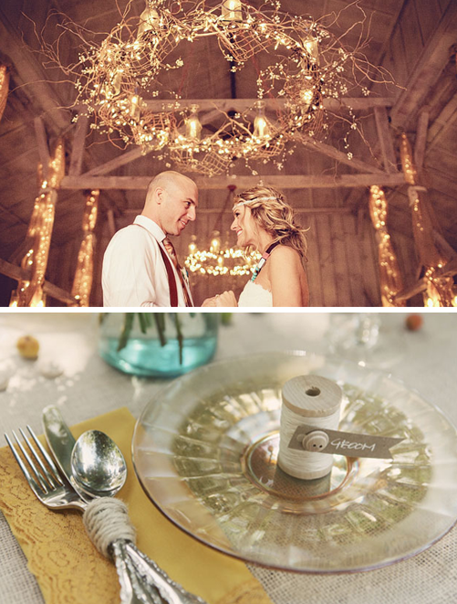Chic rustic wedding decor photograph rustic shabby chic we for Rustic chic home decor