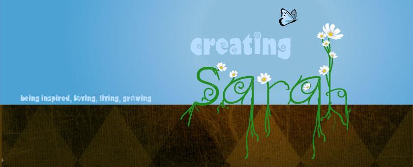Creating Sarah