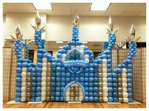 Castelo de Balão Azul