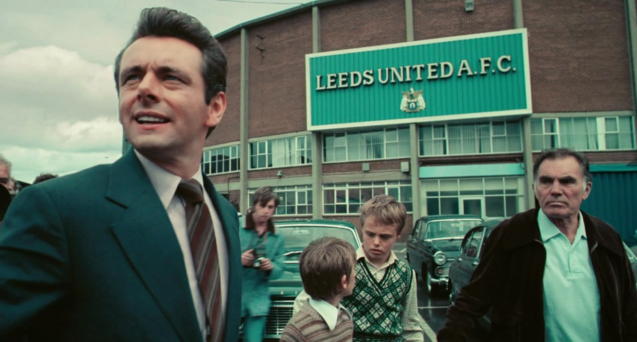 Football Films - The Damned United