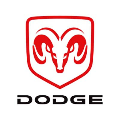 Dodge logo vector cdr Coreldraw
