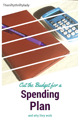 How to make a Spending Plan