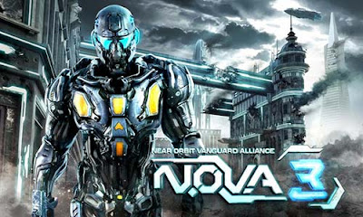 N.O.V.A. 3 Near Orbit Vanguard Alliance Apk Data Game Download