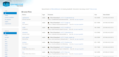 CyanogenMod 10.1 stable build released today but few phones with Tegra and Exynos missing from lineup