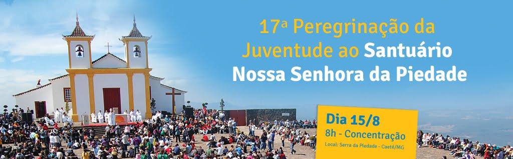 Caminhada da Juventude na Serra da Piedade!