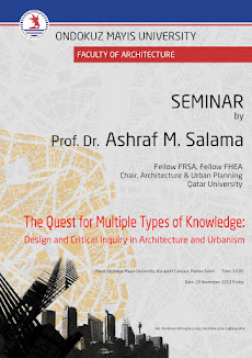 The Quest for Multiple Types of Knowledge in Architecture & Urbanism
