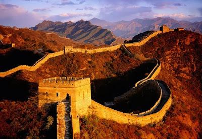 Mengapa Tembok Cina Kuat Berabad-abad?