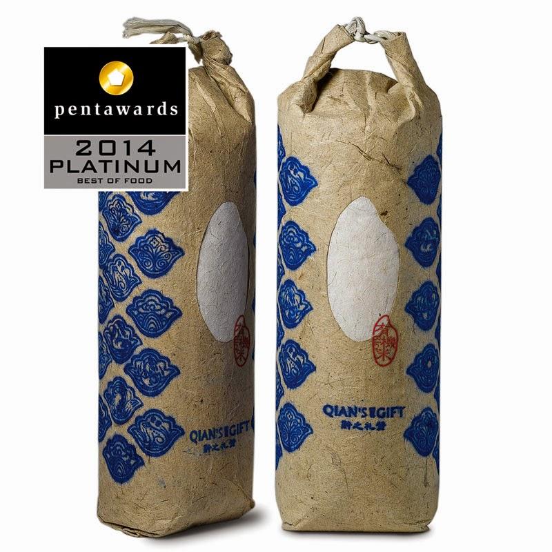 Los mejores packagings de los Pentawards 2014