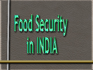 Food Security In India Essay