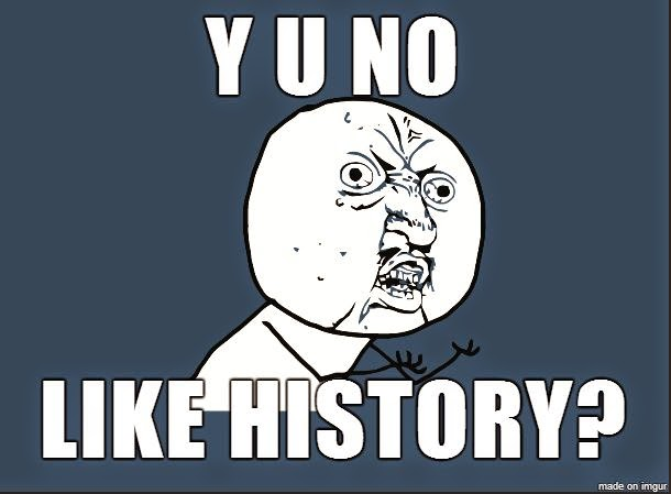 Jackson in the Middle Y U No Like History