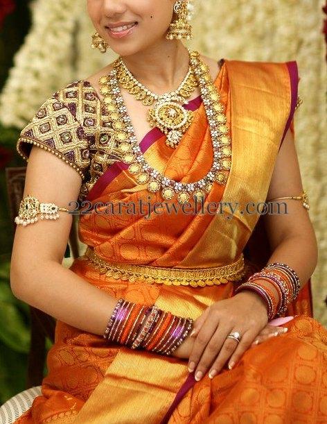 Bride in Ram Leela Haram