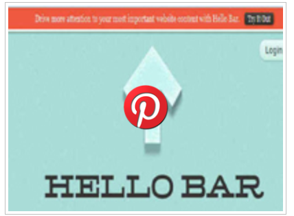 Add Pinterest Button to Blogger