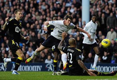 Tottenham Hotspurs 3 - 0 Bolton Wanderers (1)