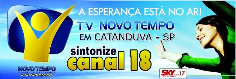 Novo Tempo Canal 18