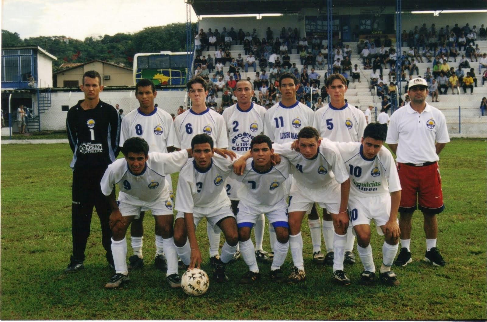 2001- Estadual  Sub 20