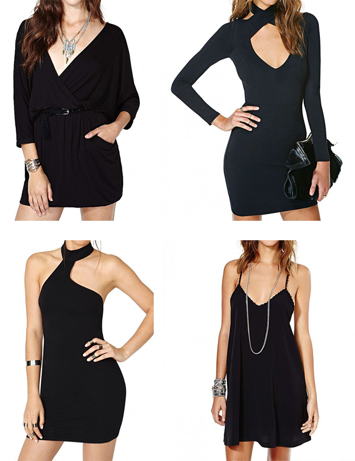 _how_to_pick_perfect_black_Dress