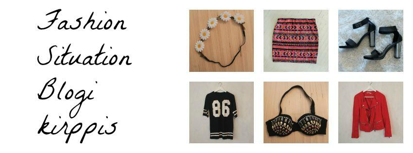 Fashionsituation kirppis