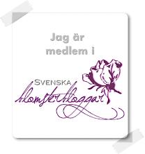 Svenske blomsterblogger