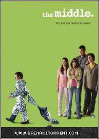 Capa Baixar Série The Middle 1ª,2ª,3ª e 4ª Temporada HDTV   Torrent Baixaki Download