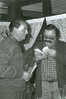 Pepe Ribelles y Pere Bessó