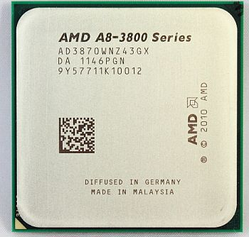 amd a8 3820 specifications amd apu llano fm1 socket for