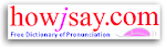 Free Dictionary of Pronunciation