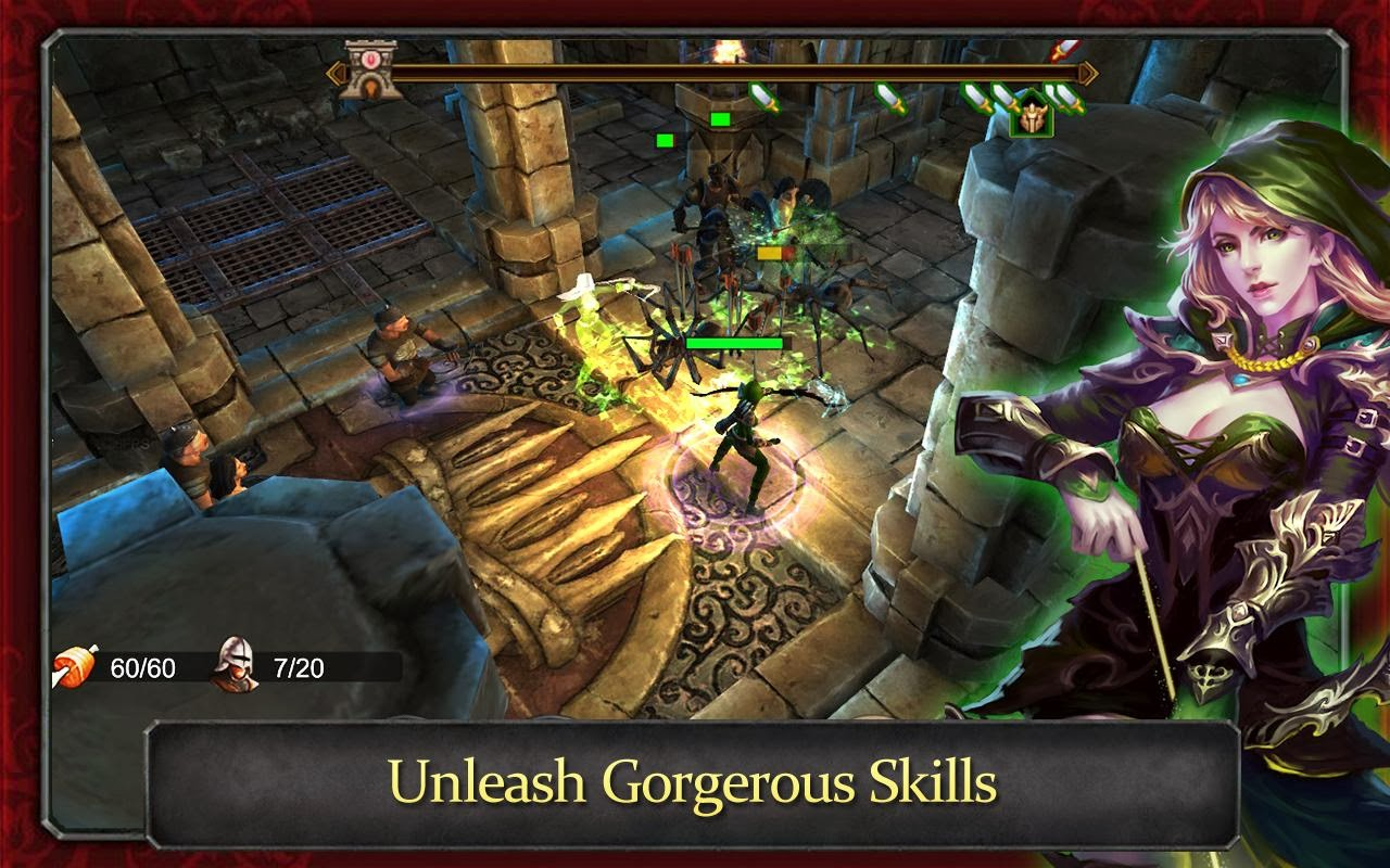 Demonrock: War of Ages android