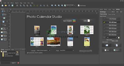 Download Photo Calendar Studio 2016 2.0 Full Version