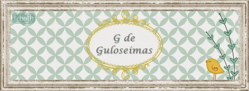 G de Guloseimas