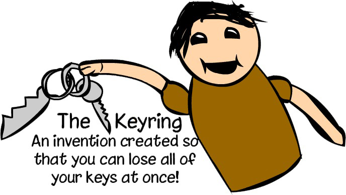 The Keyring funny