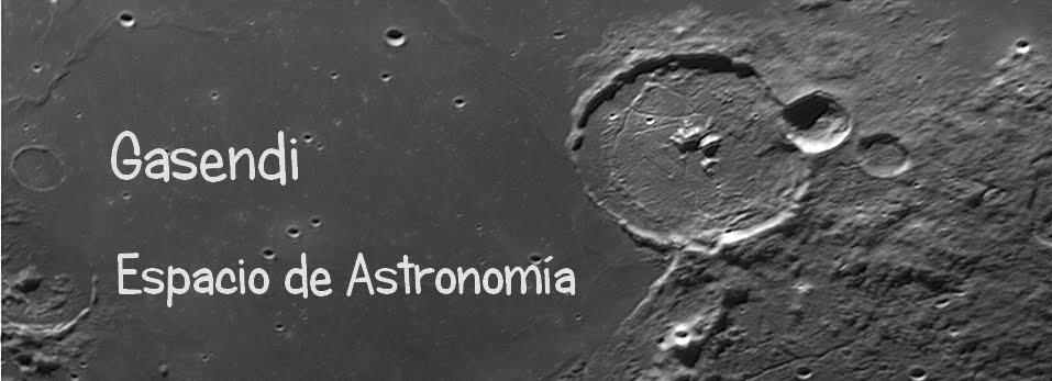 Gasendi, Espacio de Astronomía