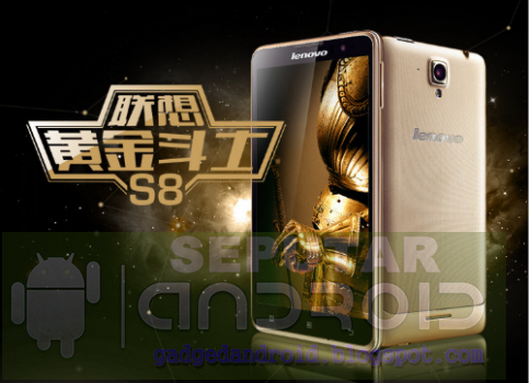 Cara Root Lenovo Golden Warrior S8