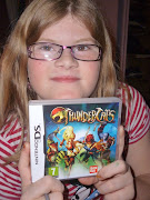 Today saw the release of a brand new Thundercats game on Nintendo DS and .