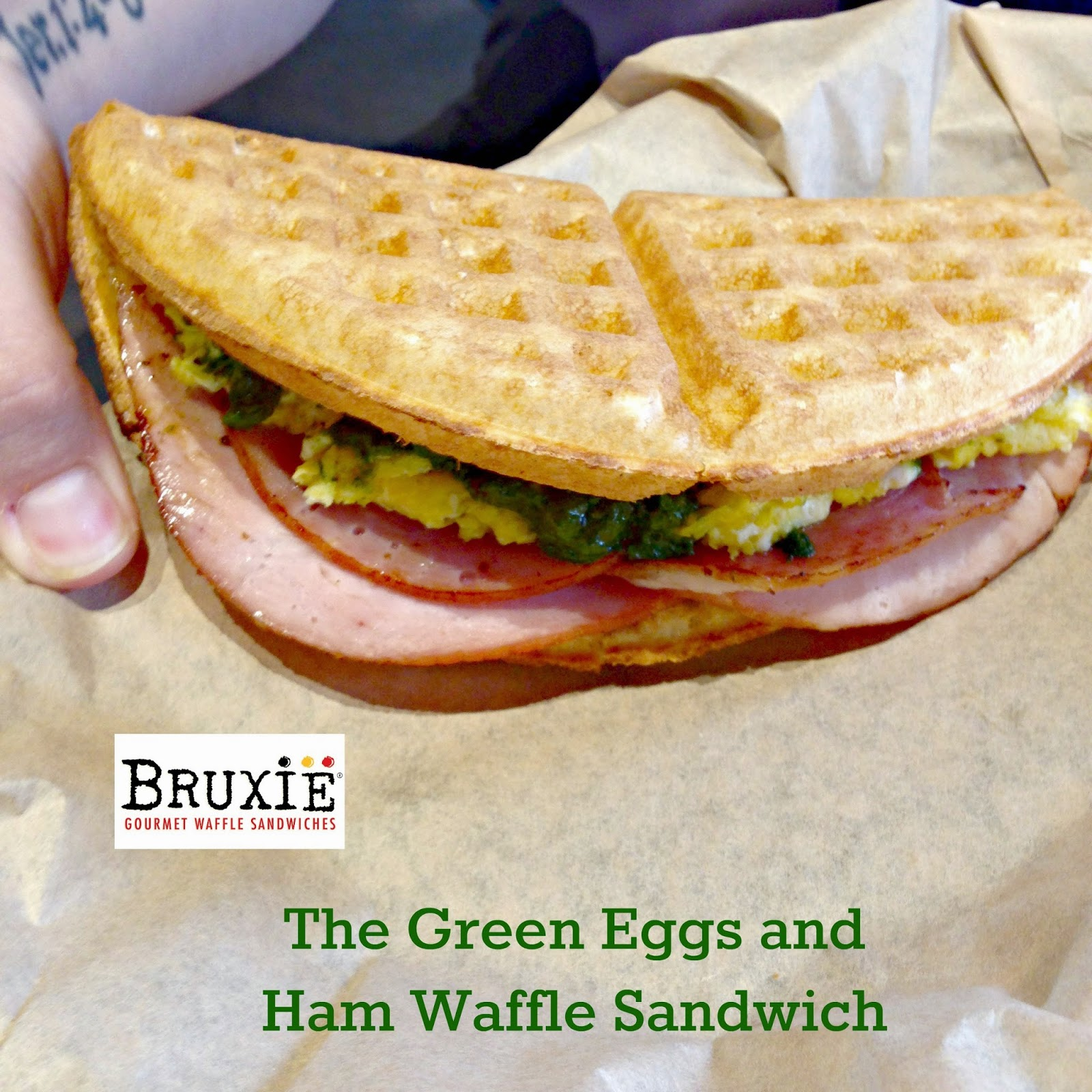 Bruxie Gourmet Waffle Sandwiches - Now Open in #Denver #Colorado #BruxieWaffles