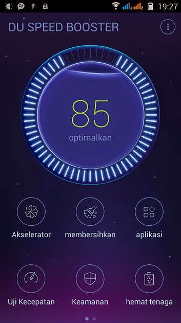 DU Speed Booster Cleaner Android Terbaru