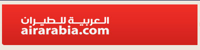 Air Arabia flight ticket booking website