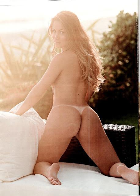 Panicat Carol Narizinho nua na Playboy Brasil