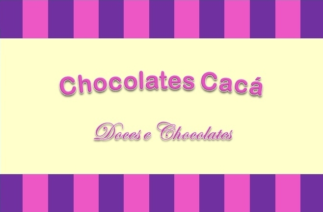 CHOCOLATES CACÁ