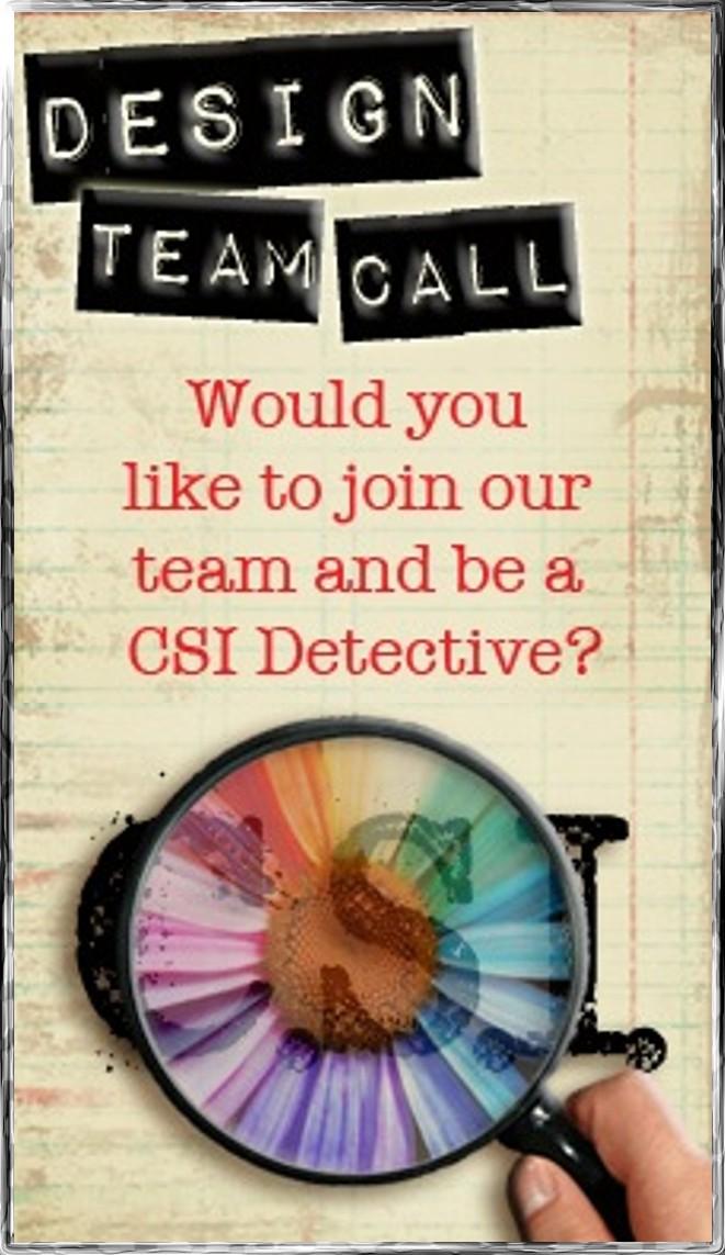 CSI DT Call!