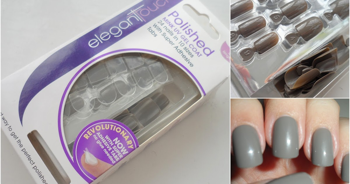 Elegant Touch Uv Gel Nails And Envy Wraps Bling Review Flutter Sparkle
