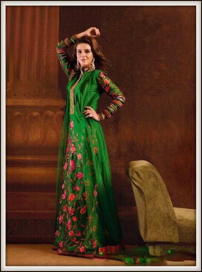 Abaya de luxe