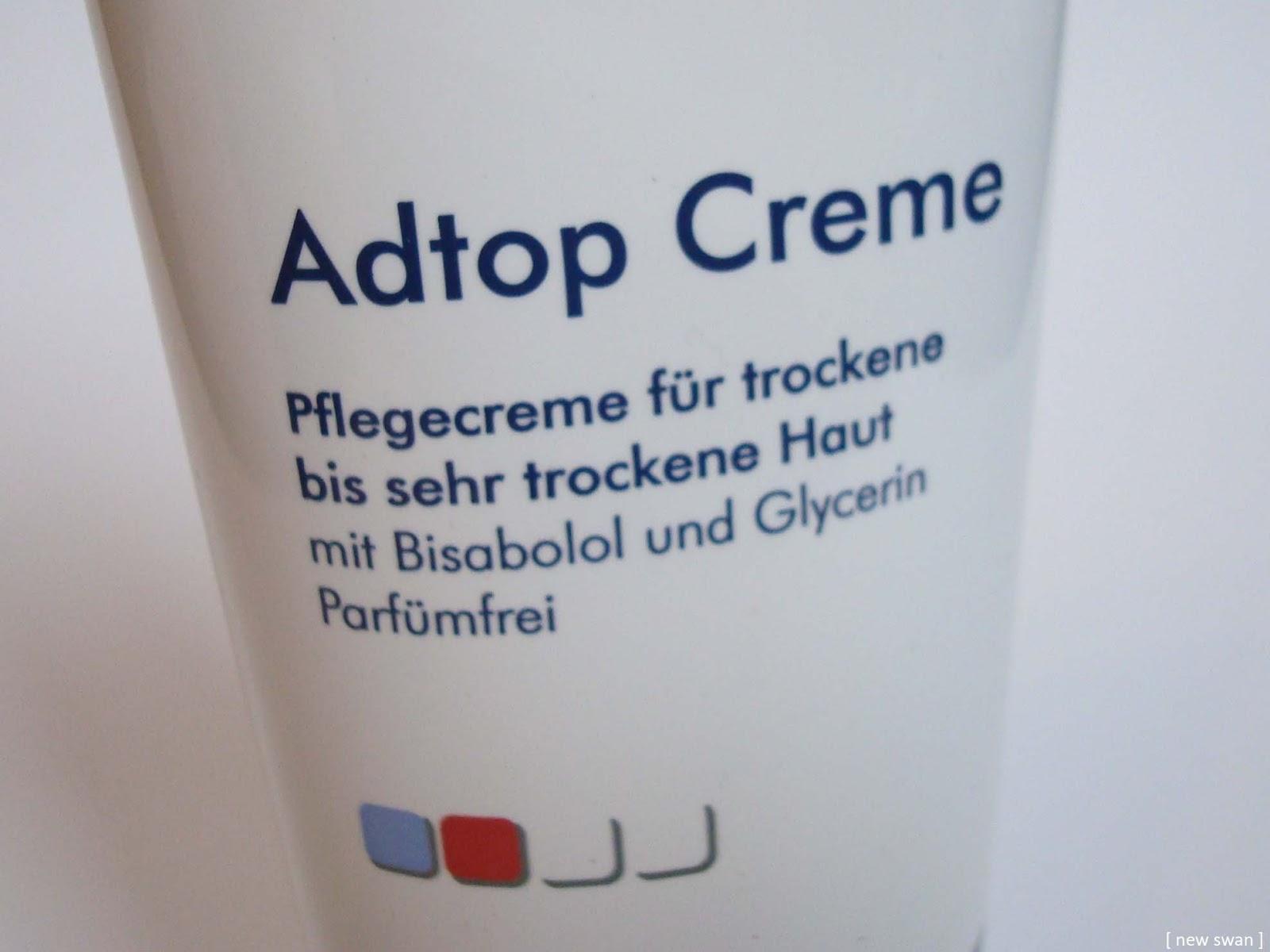 Die Adtop Creme von Dermasence