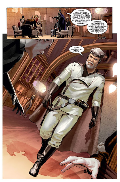 general skywalker comic thestarwars