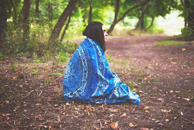 blue+bohemian+tapestry - Imagining Indigo Tapestry