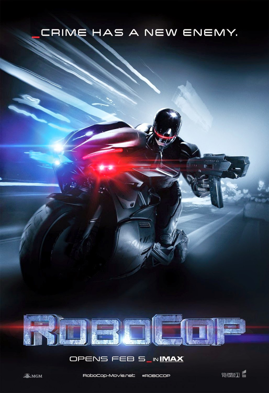 RoboCop (2014) BluRay 720p