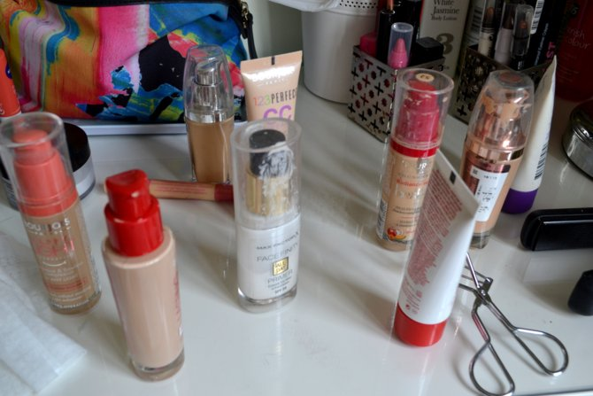 The Beauty Stash Spring Clean